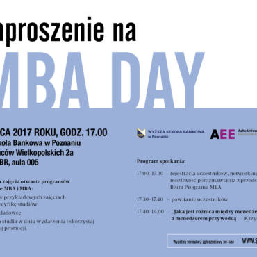 MBA Day